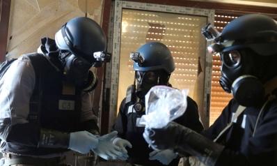 واشنطن تدعو للضغط على الأسد بشأن استخدام الكيمياوي