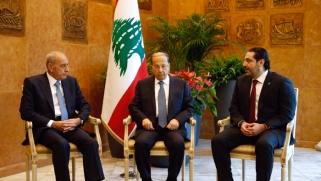 تهديدات إسرائيل توحد الرئاسات في لبنان