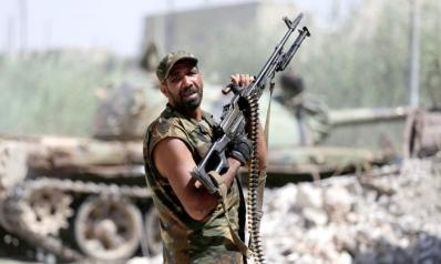 الجيش الليبي يخوض آخر معاركه في المنطقة الشرقية