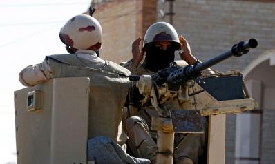 الجيش المصري يعلن القضاء على 16 تكفيريا في سيناء