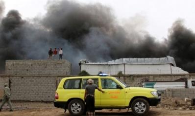 """الحرب في اليمن: تنظيم """"الدولة الإسلامية"""" يتبنى هجوما مزدوجا في عدن"""