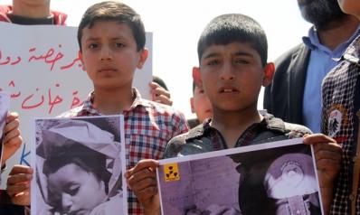 ملف الكيميائي سيف مسلط على النظام السوري