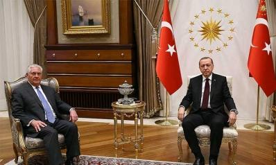 أمريكا وتركيا: محاولة للخروج من عنق الزجاجة