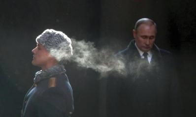 بوتين يستحضر أمجاد السوفيات في ستالينغراد
