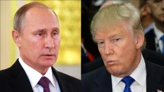 ماذا دار بين بوتين وترمب بشأن عملية السلام؟