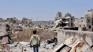 تحالف مصري سعودي لتنفيذ مشروعات إعادة إعمار في سورية وليبيا والعراق