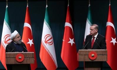 تركيا وإيران: على مسار تصادمي