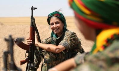 """حلفاء الولايات المتحدة يشتبكون، والقتال ضد """"داعش"""" يتعثر"""