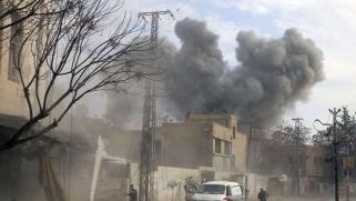 دي ميستورا يطالب بوقف التصعيد دون شروط في سوريا