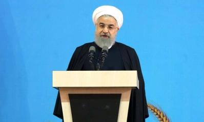 روحاني يناور شعبه لدرء جرائمه ضد المحتجين