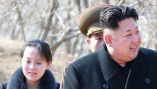 زعيم كوريا الشمالية معجب بجارته الجنوبي