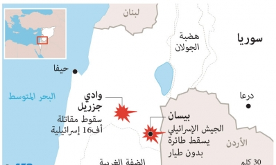 الصراع بين إسرائيل وإيران في سوريا يمثل جانبًا من حرب أكبر بين القوى الدولية