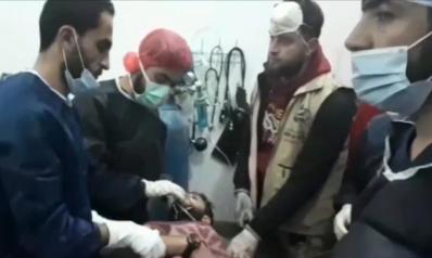 هل تجاوز الأسد خط ماكرون الأحمر؟