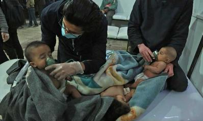 بوتين يطيح بهدنة مجلس الأمن… واستمرار قصف المدنيين بغاز الكلور السام
