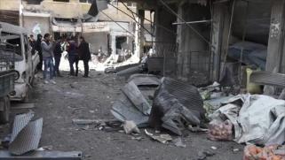 المعارضة تطالب مجلس الأمن بوقف القصف الروسي بإدلب