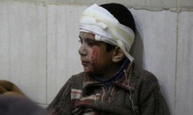 """الغوطة تغرق بالدماء والمعارضة تحذر من """"إبادة"""""""