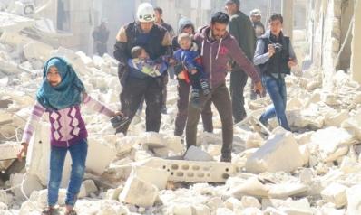 روسيا تثأر لطائرتها بقصف عنيف على ريف إدلب