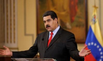 مادورو يدعو ترمب للقاء وبدء الحوار