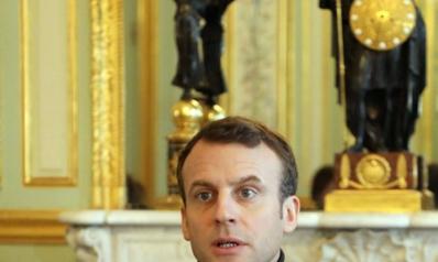 ماكرون يريد دورا أكبر لفرنسا في الأزمة السورية