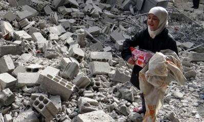 مجلس الأمن يدعو لهدنة إنسانية في سوريا