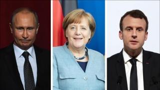 مساع فرنسية ألمانية لتنفيذ هدنة الغوطة