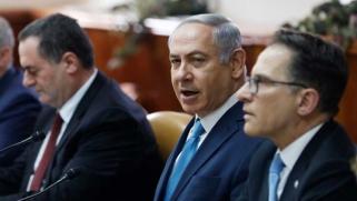 """نتنياهو: الغارات الإسرائيلية في سوريا شكلت """"ضربة قوية"""" للقوات الإيرانية والسورية"""