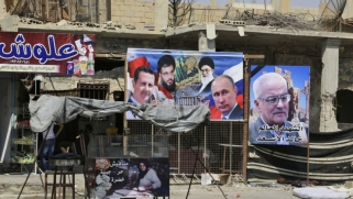 إيران لا تتردد بكشف نواياها في سوريا
