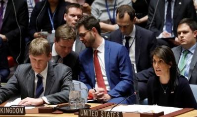 أميركا تدعم بريطانيا في المواجهة مع روسيا
