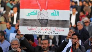 خيط رفيع يشد علمانيي العراق إلى تيار مقتدى الصدر