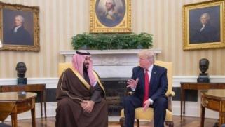 البيت الأبيض: ترمب سيلتقي ولي العهد السعودي بواشنطن في 20 مارس