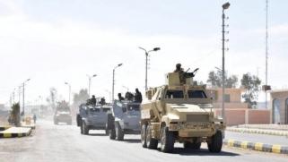 الجيش المصري: القضاء على 13 «تكفيرياً» ومقتل ضابطين