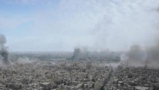 المعارضة في الغوطة تنفي التفاوض مع روسيا