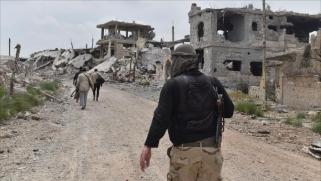 النظام يقصف درعا والمعارضة تحضر لدعم الغوطة