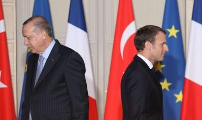 مبادرة وساطة فرنسية بين تركيا والأكراد تربك أردوغان