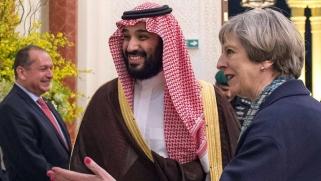 زيارة محمد بن سلمان إلى لندن: السعودية الجديدة تقدم نفسها للغرب