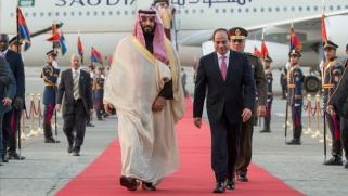 محمد بن سلمان في القاهرة لإعادة تأسيس المشروع العربي في المنطقة