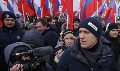 نافالني.. معارض بوتين الممنوع من منافسته