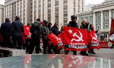 هذه أبرز الأحزاب السياسية في روسيا