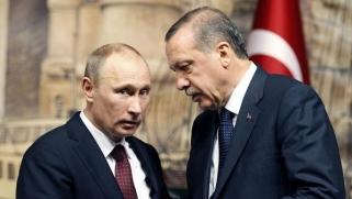 السلطان والقيصر: قصة خيالية حديثة من أنقرة
