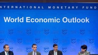 «صندوق النقد الدولي» يتوقع استقرار نمو الاقتصاد العالمي في العامين الحالي والمقبل