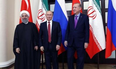 الشكل الجديد للشرق الأوسط