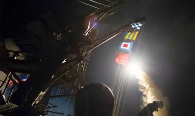 الضربات العسكرية على سوريا: عوامل حاسمة
