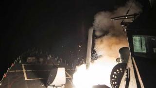 تقييم لتأثير الضربة التي وُجهت إلى سورية بقيادة الولايات المتحدة