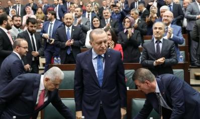 أردوغان يستنجد بحزب معارض لاقتراح انتخابات رئاسية مبكرة