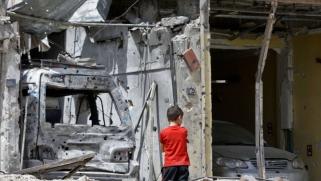 مهمة صعبة لمفتشي منظمة حظر الأسلحة الكيميائية في دوما