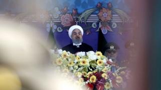 """روحاني يحذر ترامب من """"عواقب وخيمة"""" عند انسحابه من الاتفاق النووي"""