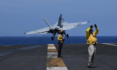 النظام السوري يستنفر بعد اتفاق أمريكي بريطاني فرنسي للرد على الهجمات الكيميائية… وفيتو روسي في مجلس الأمن