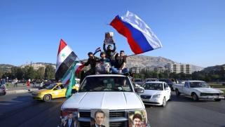 صدمة في إيران بسبب الحياد الروسي أمام الضربات الغربية على سوريا