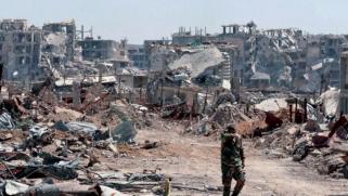 كيف وصلت سوريا إلى هنا