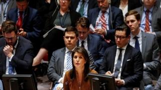 مشروع قرار أميركي لمجلس الأمن بشأن دوما